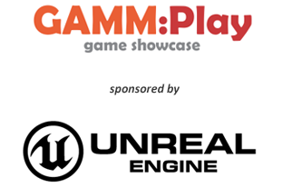 GAMM:Play Game Showcase Logo