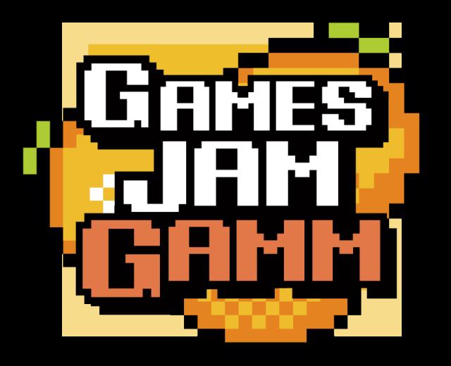 GameJamGAMM Logo