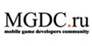 Logo MGDC