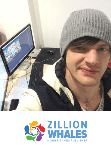 Alex Feer Tech Lead Zillion Whales DevGamm