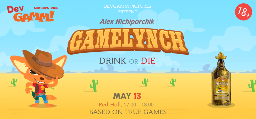 Game-Lynch-DevGAMM 2016