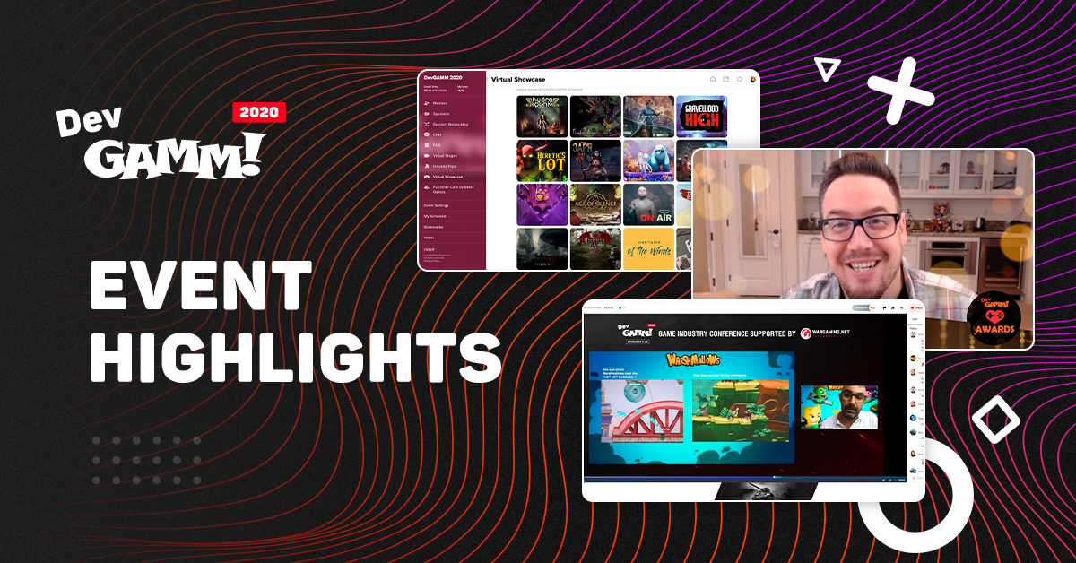 DevGAMM 2020 Highlights