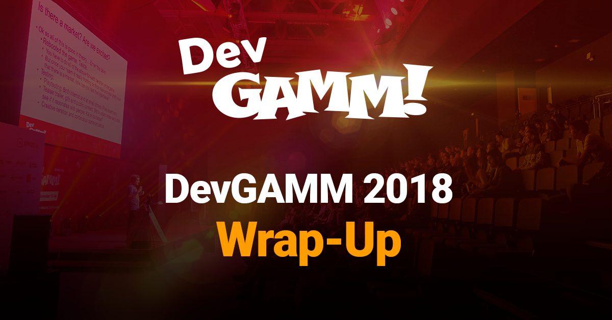 Итоги года DevGAMM