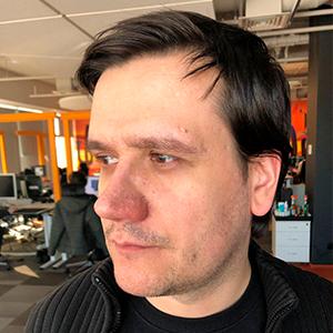 Andrey Yakovlev, Programmer, W4 Project