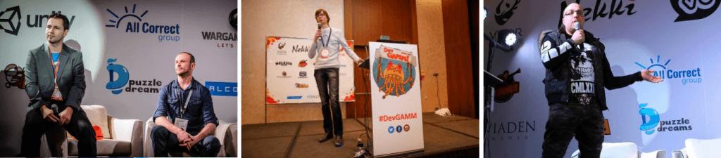 Minsk 2015 Speakers