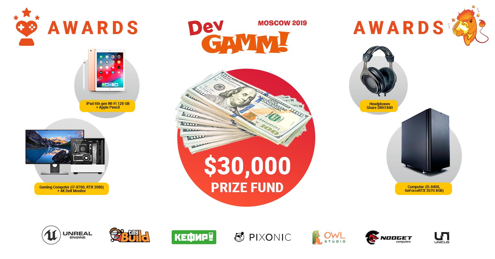 DevGAMM Awards nominees announced