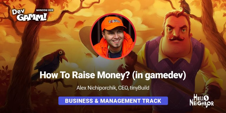 Alex Nichiporchik on investments & other business sessions
