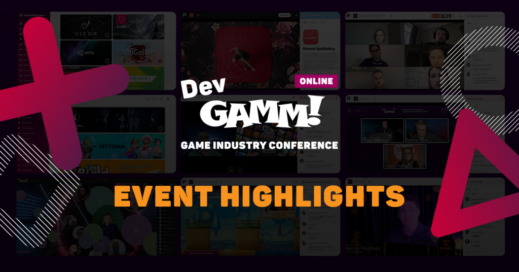 Final Report on DevGAMM Online