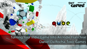 Indie Franchising Lessons From Q.U.B.E. Developer