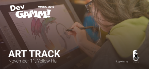 Top 10 Art Sessions at DevGAMM Minsk