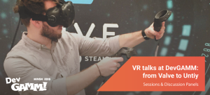 VR Talks: Leap Forward