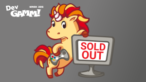 Tickets for DevGAMM Minsk 2016 Sold Out
