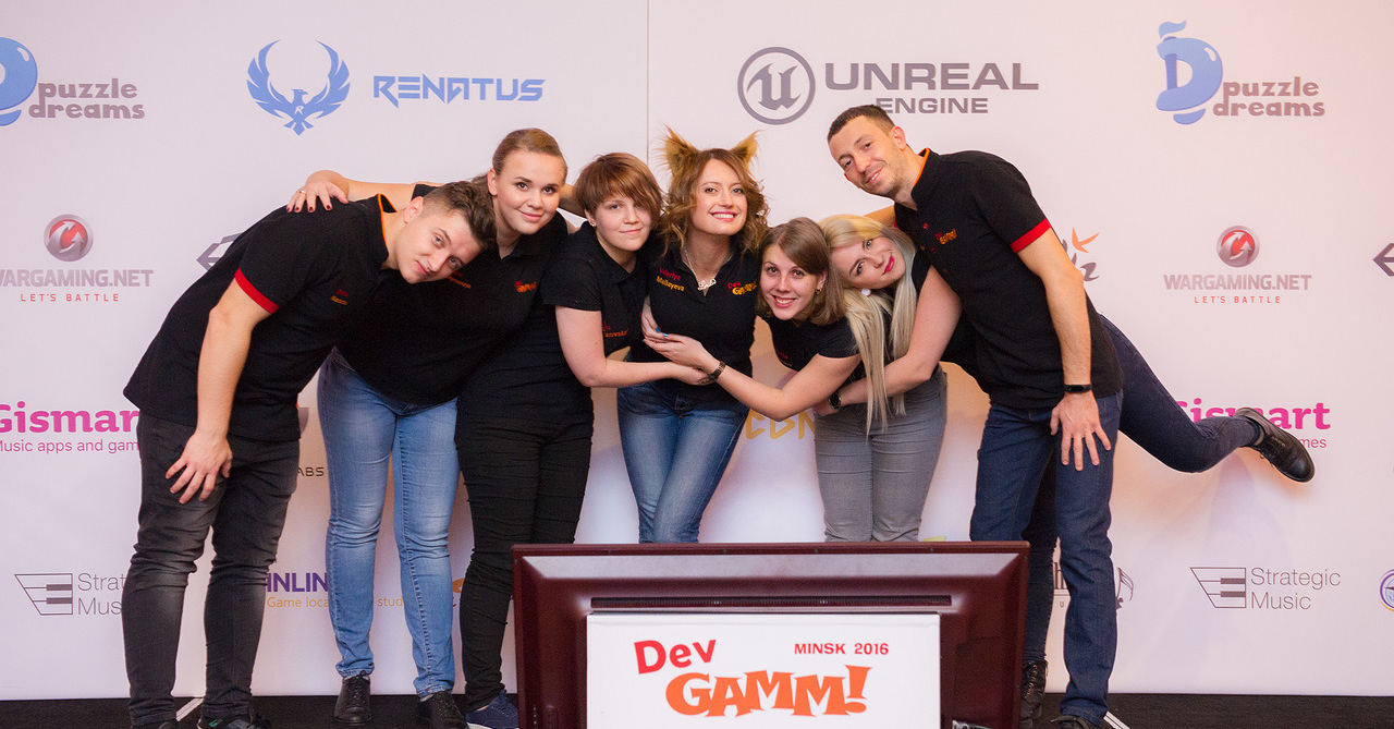 DevGAMM Minsk 2016: key takeaways