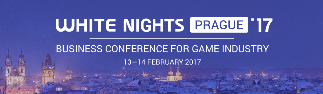 White Nights: game industry to meet again in Prague