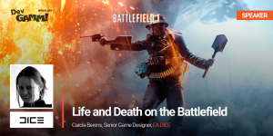 Carola Berens about level design in Battlefield 1